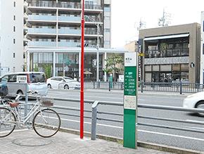 覚王山駅から左へ