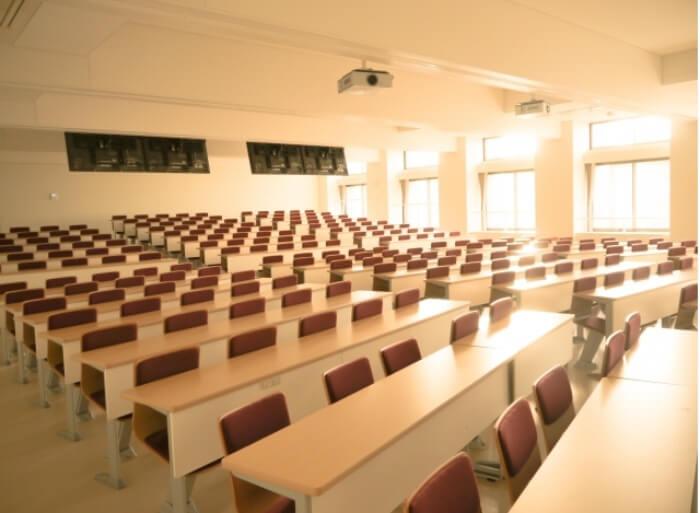 学生の教室
