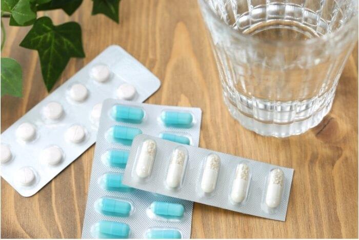 鎮痛剤の薬